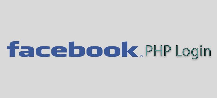 PHP Facebookla Giriş Uygulaması